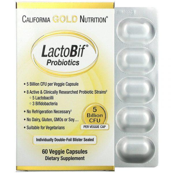 LactoBif Probiotics