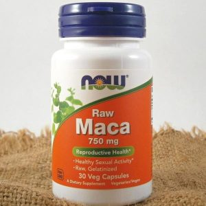 Now Foods Raw Maca 2