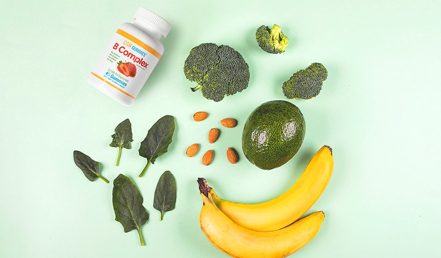 vitamin b food sources large