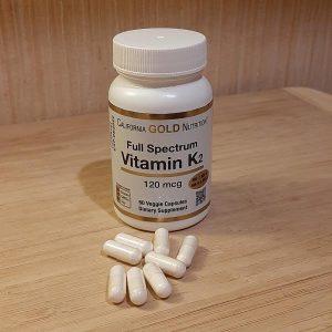 Full Spectrum Vitamin K24